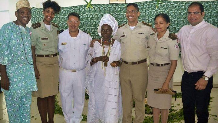 Batalhão antirracista promove consciência negra e diversidade religiosa na PM da Bahia