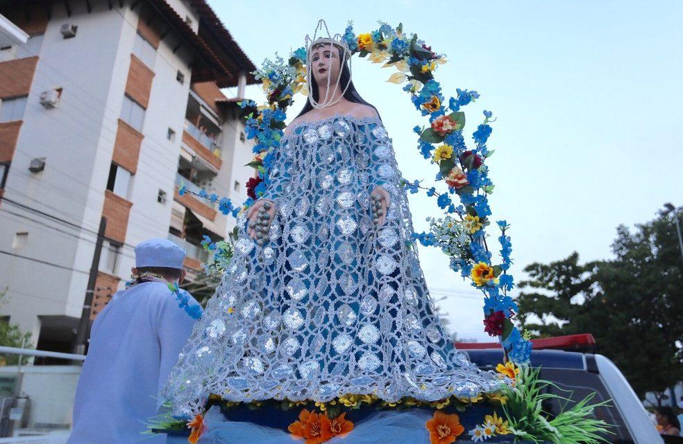 Homenagem a Iemanjá será realizada com adaptações em Guarujá nesta terça-feira